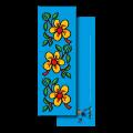 Lesezeichen | Blumen
