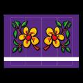 Ordnetiketten | Blumen